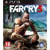 Far Cry 3 Ps3 Playstation 3