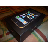 Caja De Iphone 3g Negro 8gb