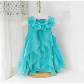 Vestido Verano Bebe Liligirl