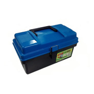 Caja Herramientas Mauri 310 Resistente C/bandeja 335 X 175mm