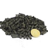 Carvão Ativado Peletizado, Embalagem Com 1kg
