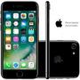 Celular Iphone 7 256gb Jet Black Ios 10 Chip A10 Fusion