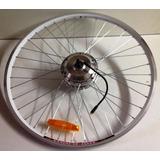 Kit Conversão Bike Elétrica 350w 36v Sem Bateria