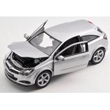 Welly Mini Opel Astra Gtc Diecast Metal Escala 1:24 Novo