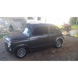 Vendo O Permuto Fiat 600 Con Motor 1.6 Transbersal.