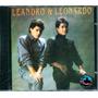 Cd Leandro E Leonardo 1988 - Novo (cd Lacrado)