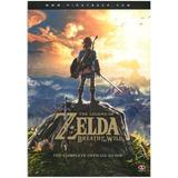 Guia The Legend Of Zelda: Breath Of The Wild + Mapas (dig.)