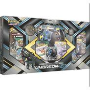 Box Coleção Premium Umbreon Gx Novo Na Caixa Lacrado