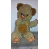Urso Peposo Antigo Estrela Leia