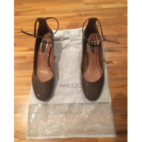 Sapato Verniz Arezzo