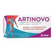 Artinovo Regeneración Natural Del Cartílago X 30 Comprimidos