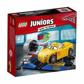 Simulador De Carrera De Cruz Ramirez - Cars - Juniors - Lego