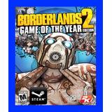 Borderlands 2 Goty - Steam Gift Juego Pc 100% Original
