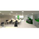 Diseño Renders Arquitectos Remodelacion Oficinas,casas,hogar