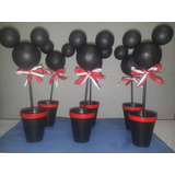 La Casa De Mickey Mouse Centro De Mesa