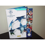 Álbum Uefa Champions League 2012 2013 Panini
