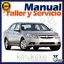 Manual De Servicio Taller Chevrolet Epica 07-10 Español Full