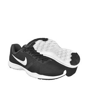 Tenis Nike Para Mujer Textil Negro Con Blanco 881863001