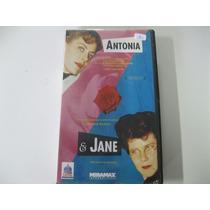 Fita - Vhs = Antonia & Jane