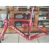 Quadro Pinarello F10 Size 44 Com Top Tub 47.5 (oem)