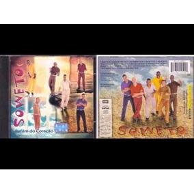 Cd Original - Soweto - Refem Do Coração (1997)