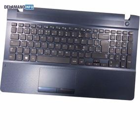Carcaça + Teclado Samsung Np270e5g Np270e5j Usada (8449)