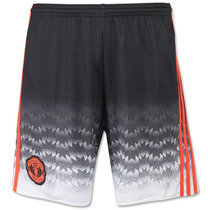 Short Manchester United Fc 15/16 Hombre Adidas Ac1450
