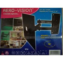 Base Tv Aerovision Led Lcd Plasma Desde 13p A 42p