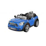 Mini Veiculo Conversivel Azul Eletrico Para Criança Até 30 K