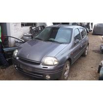 Sucata Clio Hatch 2000 1.6 16v (vendido Em Peças)