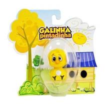 Galinha Pintadinha Figura Pintinho Amarelinho Sunny
