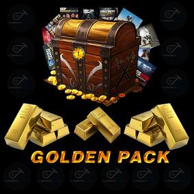 Steam Keys Golden Random Pack (entrega Imediata)