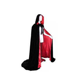 Fantasia Capa Halloween Vampira (performer Angels) Promoção