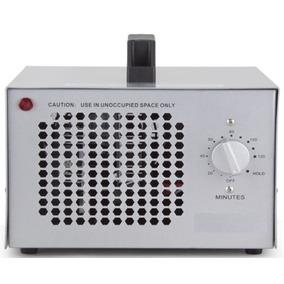 Generador De Ozono Uso Industrial 7000mg/hr Timer 120m Eco