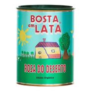 Fertilizante Orgânico Bosta Em Lata Rosa Do Deserto - 500g