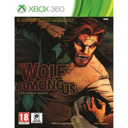 The Wolf Among Us - Xbox 360 Fisico Nuevo & Sellado