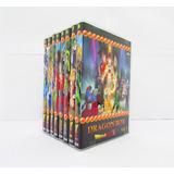 Super Box Dragon Ball+z+gt+kai+filmes+ovas + Saga Super
