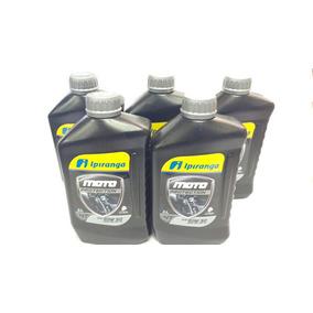Oleo Ipiranga Moto 4t Protection 20w50 Kit 5 Litros