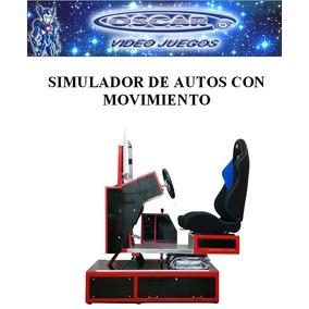 Simulador De Autos Con Xbox 360 Maquinitas Arcade