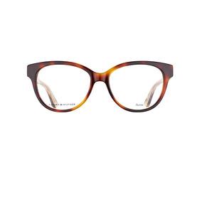 Tommy Hilfiger Th 1387 Qqd Óculos De Grau Feminino 5,2 Cm