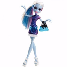 Boneca Monster High Básica Abbey Bominable Mattel