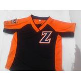 Camisa Aguilas Del Zulia Niños