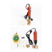 Tapadora Manual Eléctrica Industrial Envases Tarros Botellas