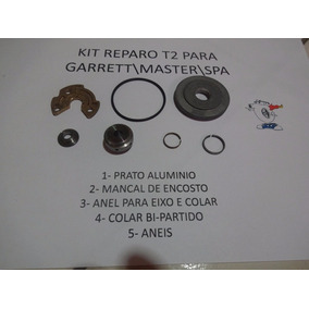 Kit Reparo Turbina- T2 -garrett \ Master \spa