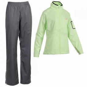 Conjunto Campera Pantalon Topper Premium Wmns Mujer Trainnin