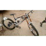 Bicicleta Downhill Rocky Mountain Flatline Pro 2012