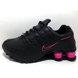 Tênis Nike Shox Nz - Feminino 4 Molas Promoção Frete Gratis!