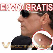 Envio Gratis Micro Audifono Espia Super Discreto Y Fabuloso.