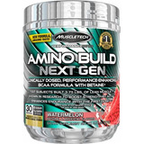 Amino Build Next Gen Muscletech (mejor Amino Del Mundo)