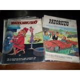 Revista Patoruzu Lote X 6.- Exelente Estado Años 60 Y 70.-